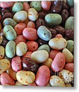 Soda Fountain Jelly Bellies Metal Print