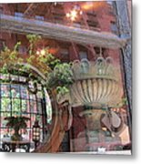 Soho Reflections 1 Metal Print