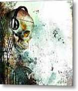 Solace Of A Fractured Mind Metal Print