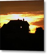 Solar Illumination  Metal Print