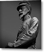 Soldier In Bronze  Metal Print