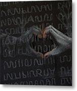 Soldier's Sacrifice Metal Print by Joanna Gates