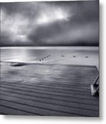 Solitude II Metal Print