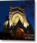 Soller Cathedral Metal Print