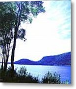 Some Sound Mt Desert Island Me Metal Print