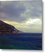 Somewhere Beyond The Sea 1 Metal Print