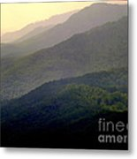 Song Of The Hills Metal Print