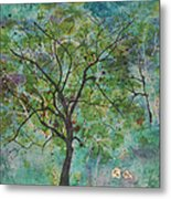 Song Of The Trees Metal Print