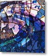 Songs And Colours  Metal Print