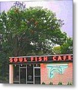 Soul Fish Metal Print