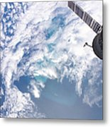South Atlantic Plankton Bloom Metal Print
