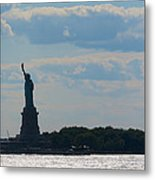 South Ferry Water Ride11 Metal Print