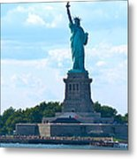 South Ferry Water Ride13 Metal Print