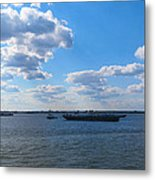 South Ferry Water Ride17 Metal Print