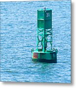 South Ferry Water Ride18 Metal Print