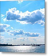South Ferry Water Ride19 Metal Print