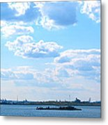 South Ferry Water Ride21 Metal Print