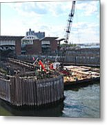 South Ferry Water Ride23 Metal Print