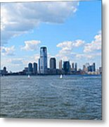 South Ferry Water Ride6 Metal Print