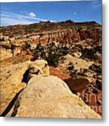 South Fruita Overlook Metal Print