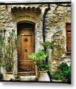 South Of France 1 Metal Print