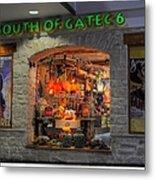 South Of Gate C6 Metal Print