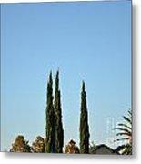 Southern California Hot Air Balloons Metal Print