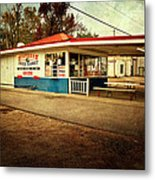 Southern Fried Rabbit Metal Print by Tamyra Ayles