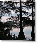 Southern Lake Metal Print
