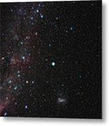 Southern Milky Way Metal Print