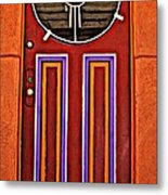 Southwest Architecture Metal Print