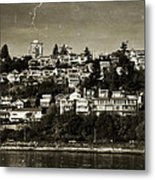 Souvenirs White Rock Bc Metal Print