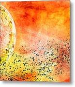 Space013 Metal Print