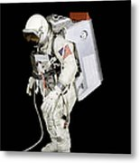 Spacesuit Used By Gemini Viii Metal Print