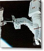 Spacewalk Metal Print