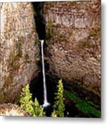 Spahats Creek Falls Metal Print
