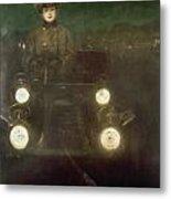 Spain: Automobile, 1909 Metal Print