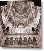 Spain Cathedral 1 Metal Print