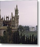 Spanish Castle Metal Print