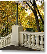 Spanish Steps II Metal Print