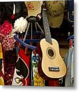 Spanish Tourist Products Metal Print