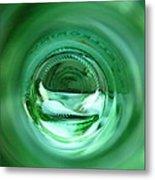 Sparkling Water Metal Print