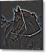 Special Thoughts Metal Print