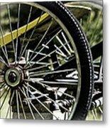 Speed Racer Metal Print