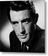 Spellbound, Gregory Peck, 1945 Metal Print by Everett