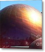 Sphere Of Influence Metal Print