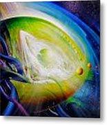Sphere Qf70 Metal Print by Drazen Pavlovic