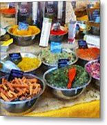 Spice Stand Metal Print