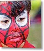Spiderboy Metal Print