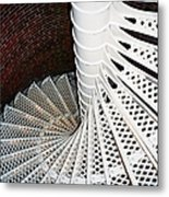 One Step Leads To Another Metal Print